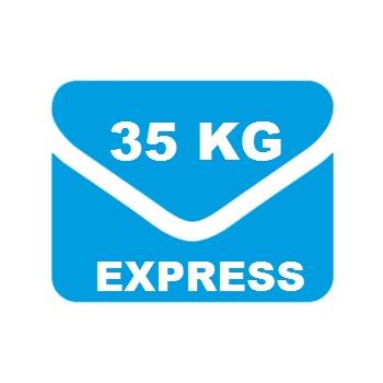 GUIA FEDEX EXPRESS 35 KG CON RECOLECCION