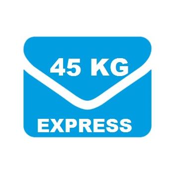GUIA FEDEX EXPRESS 45 KG CON RECOLECCION