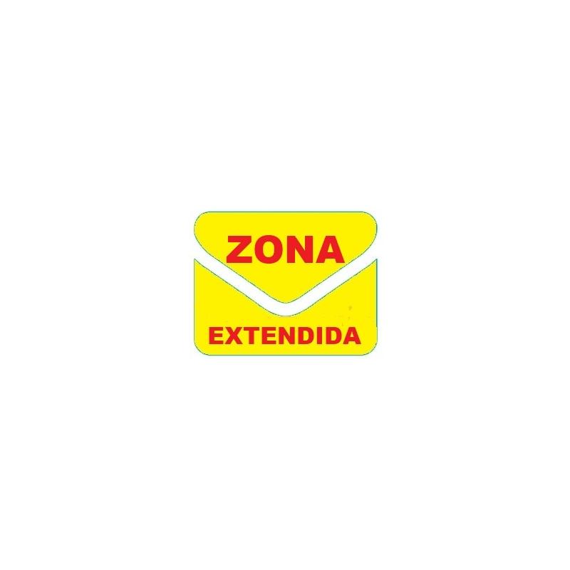 ZONA EXTENDIDA DHL