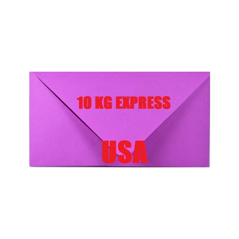 GUIA FEDEX INTERNACIONAL USA 10 KG