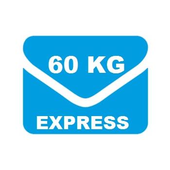 GUIA FEDEX EXPRESS 60 KG CON RECOLECCION