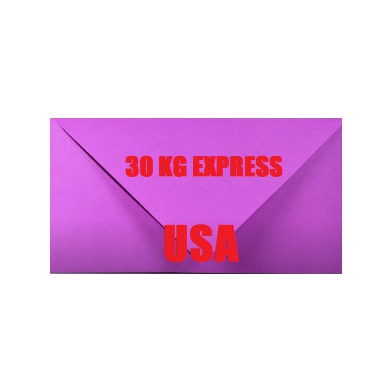GUIA FEDEX INTERNACIONAL USA-CANADA 30 KG