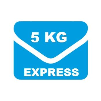 GUIA FEDEX EXPRESS 5 KG CON RECOLECCION