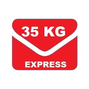 GUIA ELECTRONICA ESTAFETA 35 KG EXPRESS