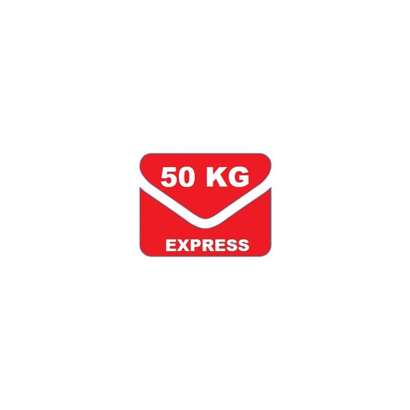 GUIA ELECTRONICA ESTAFETA 50 KG EXPRESS