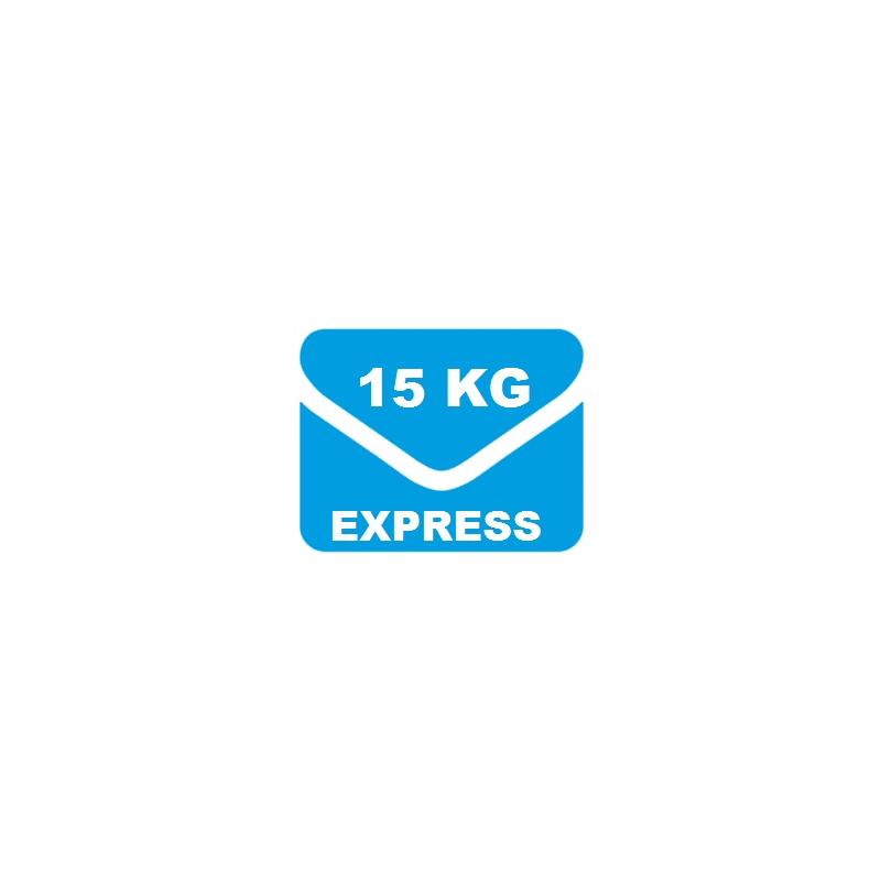 GUIA FEDEX EXPRESS 15 KG CON RECOLECCION