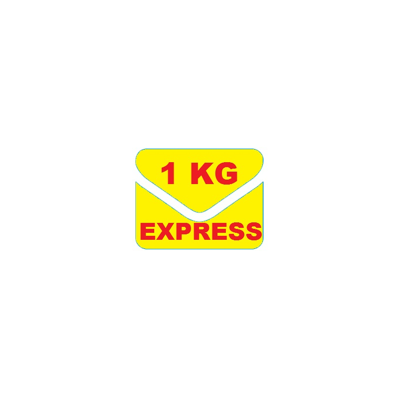 GUIA ELECTRONICA DHL 1 KG INCLUYE RECOLECCION
