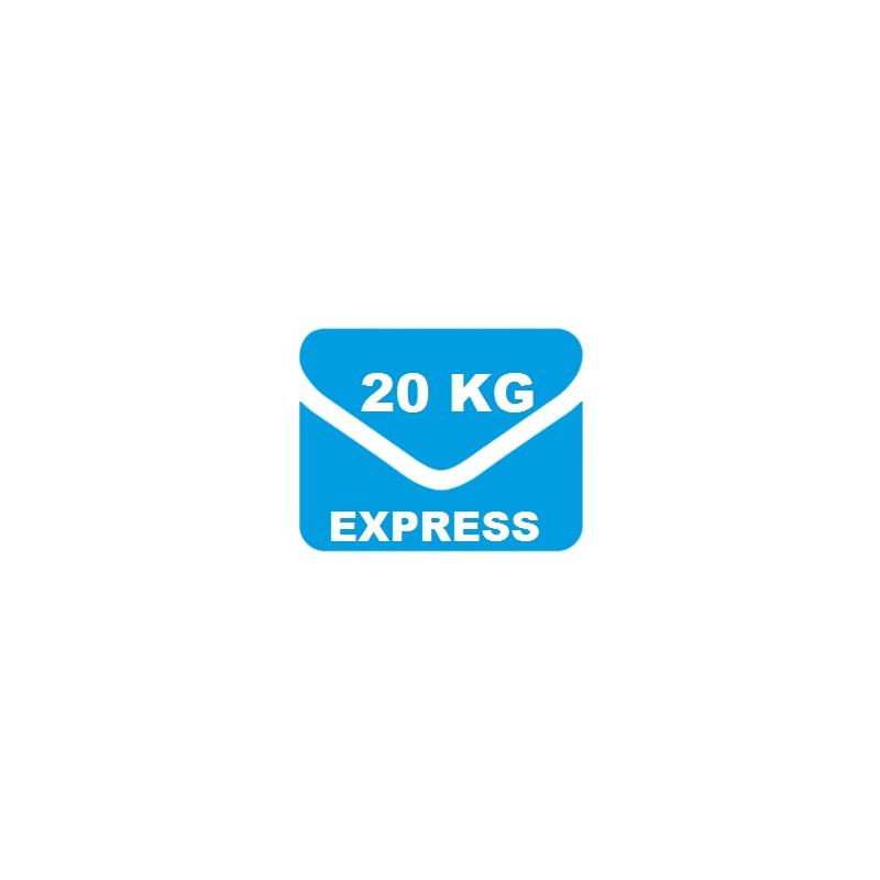 GUIA FEDEX EXPRESS 20 KG CON RECOLECCION