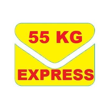 GUIA DHL EXPRESS 55 KG C/S RECOLECCION